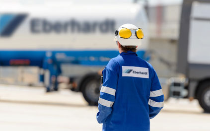 Eberhardt-Kraftstoffe.Mineralöle