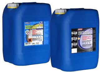 Frostschutz Produktgruppe