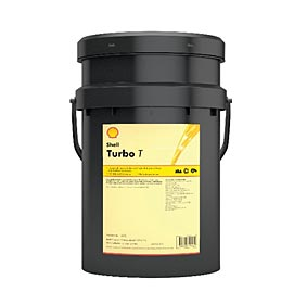 Shell Turbo Öl