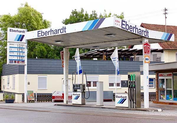 Tankstelle Bretten Diedelsheim