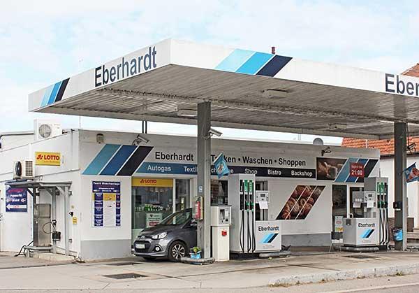 Tankstelle Bad Schönborn