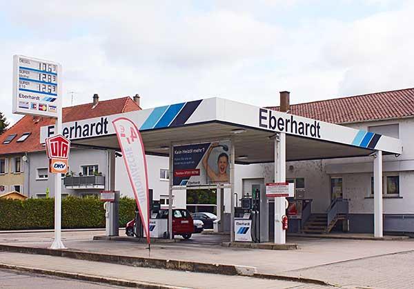 Tankstelle Forst