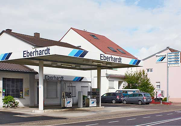 Tankstelle Hambrücken