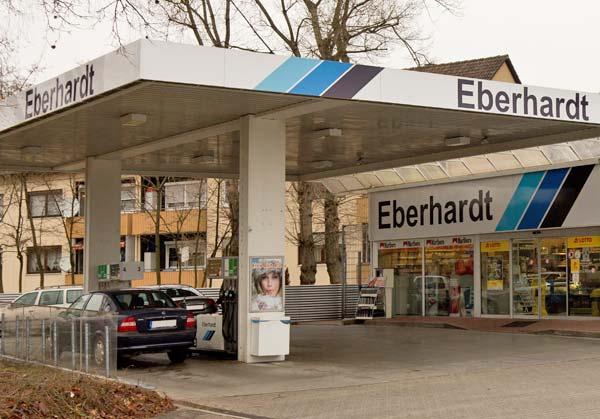 Tankstelle Karlsruhe