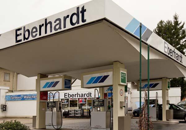 Tankstelle Karlsruhe-Rüppur