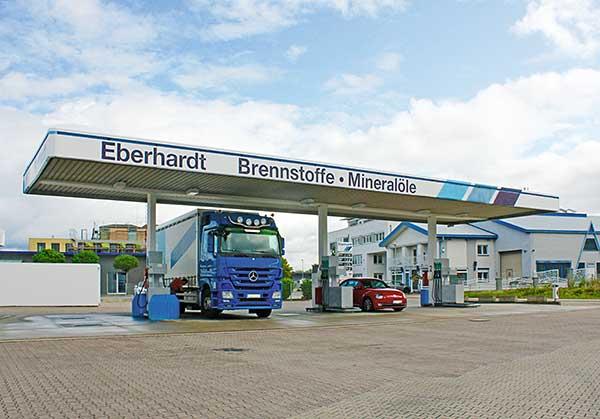 Tankstelle Ubstadt-Weiher