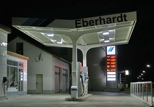 Tankstelle Kraichtal-Unteröwisheim