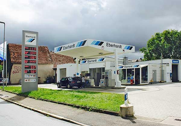 Tankstelle Walzbachtal-Wössingen
