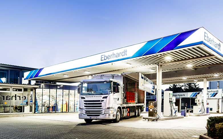 Eberhardt Tankstellen